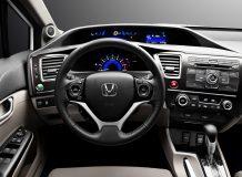 Салон Хонда Цивик 4Д