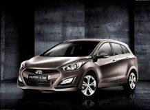 Hyundai i30 Wagon 2012 фото