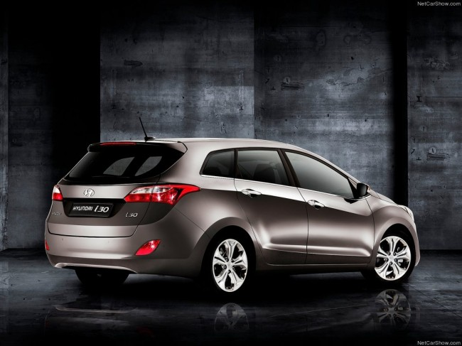 Универсал Hyundai i30 Wagon II
