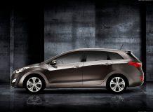 Hyundai i30 универсал 2013 фото