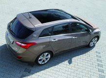 Универсал Hyundai i30 2013 фото