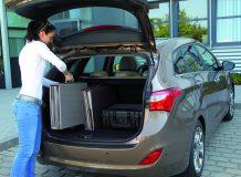 Багажник Hyundai i30 Wagon II