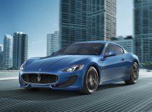 Maserati GranTurismo Sport фото