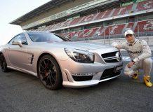 Mercedes-Benz SL 63 AMG фото