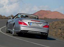 Новый Mercedes SL63 AMG R231