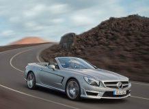 Фото Mercedes SL63 AMG