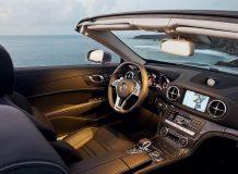 Фото салона Mercedes SL 63 AMG