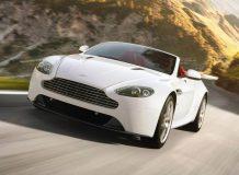 Aston Martin V8 Vantage 2012 кабриолет