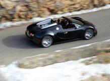 Фото Bugatti Veyron Vitesse