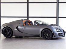 Bugatti Veyron в версии Vitesse фото