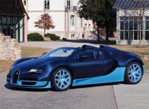 Bugatti Veyron Grand Sport 16.4 Vitesse