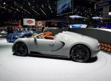 Bugatti Veyron Vitesse в Женеве