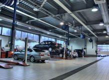 Сервисное обслуживание и ремонт Nissan