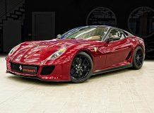 Фото Ferrari 599 GTO от Romeo Ferraris