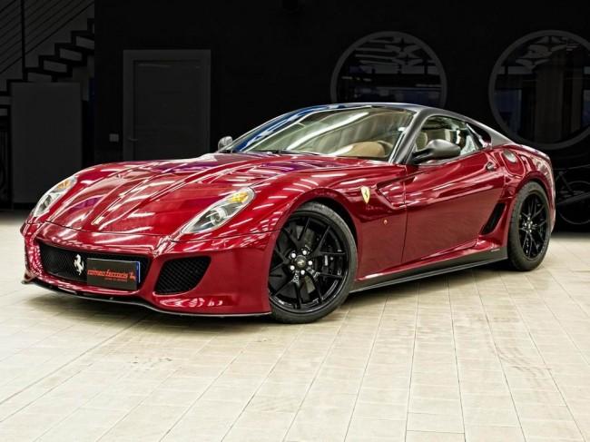 Ferrari 599 GTO от тюнинг ателье Romeo Ferraris