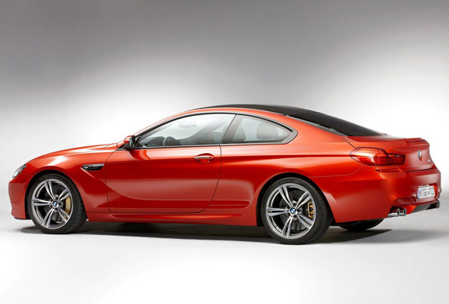 Названа цена на BMW M6 Coupe 2012