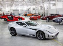 AC 378 GT Zagato фото