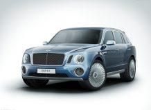 Bentley EXP 9 F Concept фото