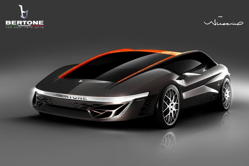 Фото купе Bertone Nuccio Concept