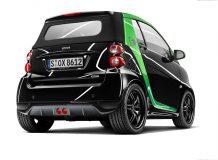 Smart ForTwo EV от ателье Brabus