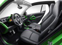 Тюнинг салона Smart ForTwo EV