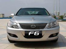 Автомобиль BYD F6