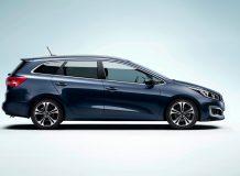 Киа Сид 2016 универсал в новом кузове