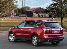 Фото нового Chevrolet Traverse 2013
