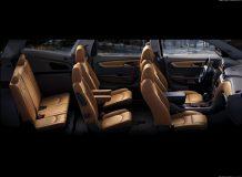 Интерьер Chevrolet Traverse