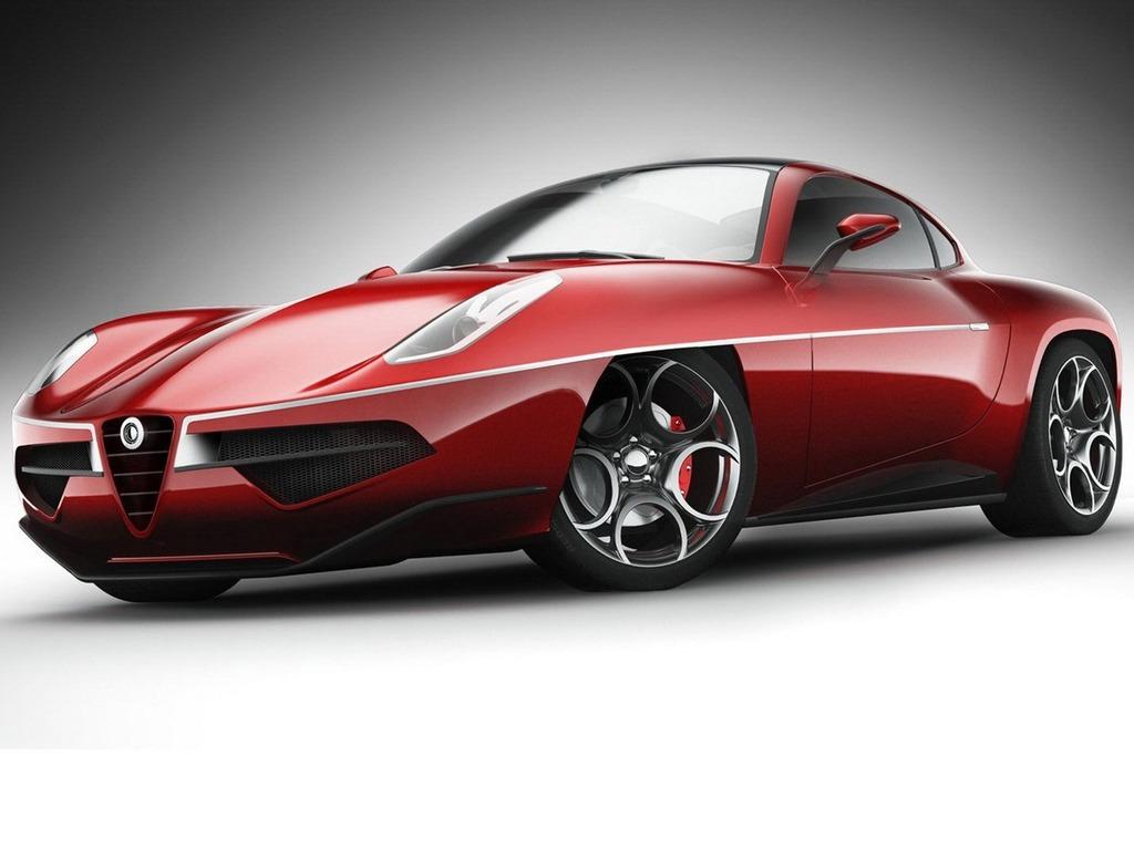 Alfa Disco Volante 2012 фото