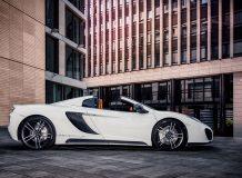 Обвес Gemballa GT для McLaren MP4-12 Spider