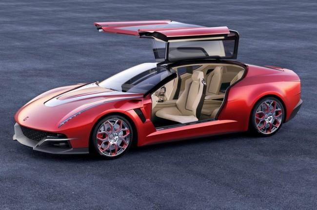 Italdesign и Volkswagen создали Brivido Concept