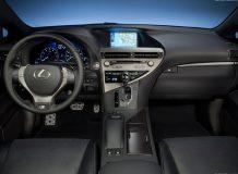 Фото салона Lexus RX