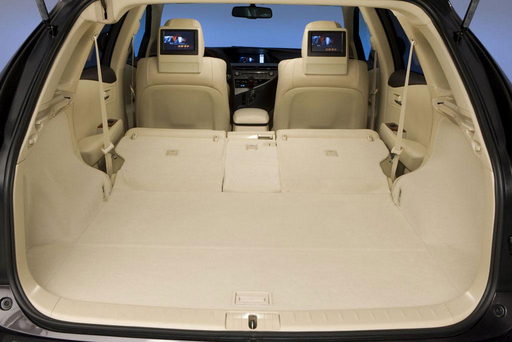 Багажник Lexus RX фото