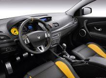 Салон Renault Megane RS