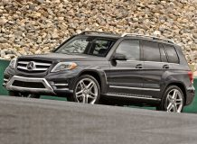 Фото Mercedes-Benz GLK 2014