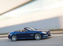 Фото Mercedes SL 65 AMG 2015