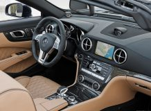 Фото салона Mercedes SL 65 AMG R231