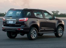 Новый Chevrolet Trailblazer 2017 фото
