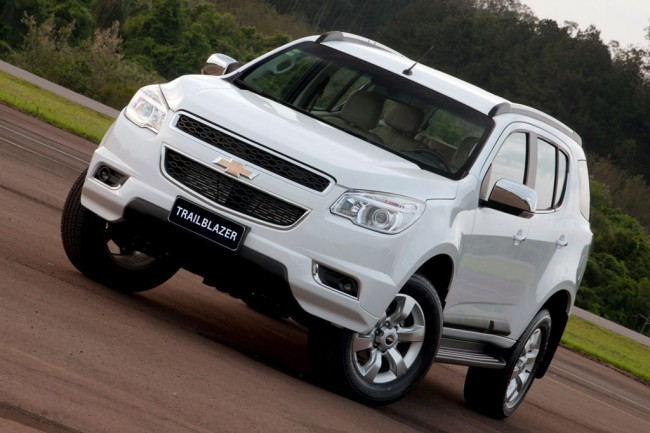 Новый Chevrolet TrailBlazer II