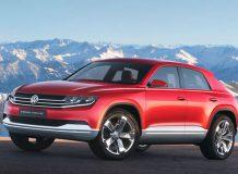 VW Cross Coupe Concept TDI фото