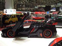 Тюнинг McLaren MP4-12C от Hamann Motorsports