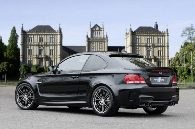 Тюнинг BMW 1 M Coupe от ателье Hartge