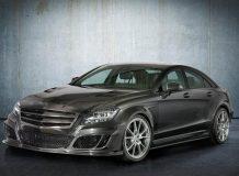 Тюнинг Mercedes CLS от Mansory