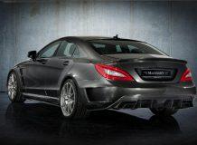 Тюнинговый Mercedes CLS 63 AMG фото