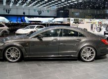 Mansory CLS 63 AMG фото