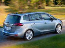 Объявлены цены на Opel Zafira Tourer
