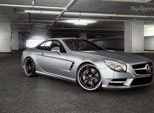Mercedes SL 500 Tuningpremiere