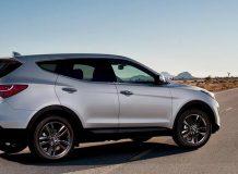 Новый Hyundai Santa Fe 2013