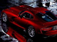 Новый Dodge SRT Viper GTS 2013